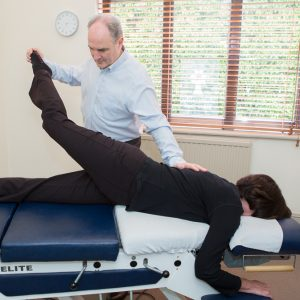 gluteal muscle testing